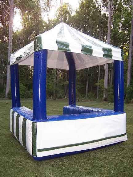 Small Inflatable Kiosk Inflatable Tent For Advertising